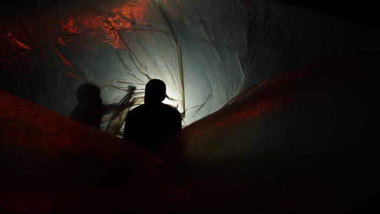 Nicholas Bellefleur | A safe space | ©Eve-Lyne Betrand